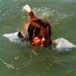 Обичам да плувам