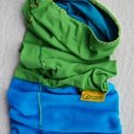 Спортен шал Go Climbing, модел Clotho - поларен