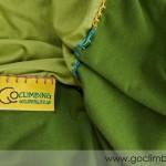 Катерачен потник Go Climbing, модел Zephyr - лого