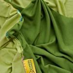 Катерачен потник Go Climbing, модел Zephyr - зелен, гръб