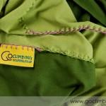 Катерачен потник Go Climbing, модел Zephyr - зелен, лого