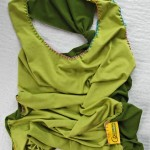 Катерачен потник Go Climbing, модел Zephyr - зелен, лице