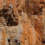 Climbing in Mars