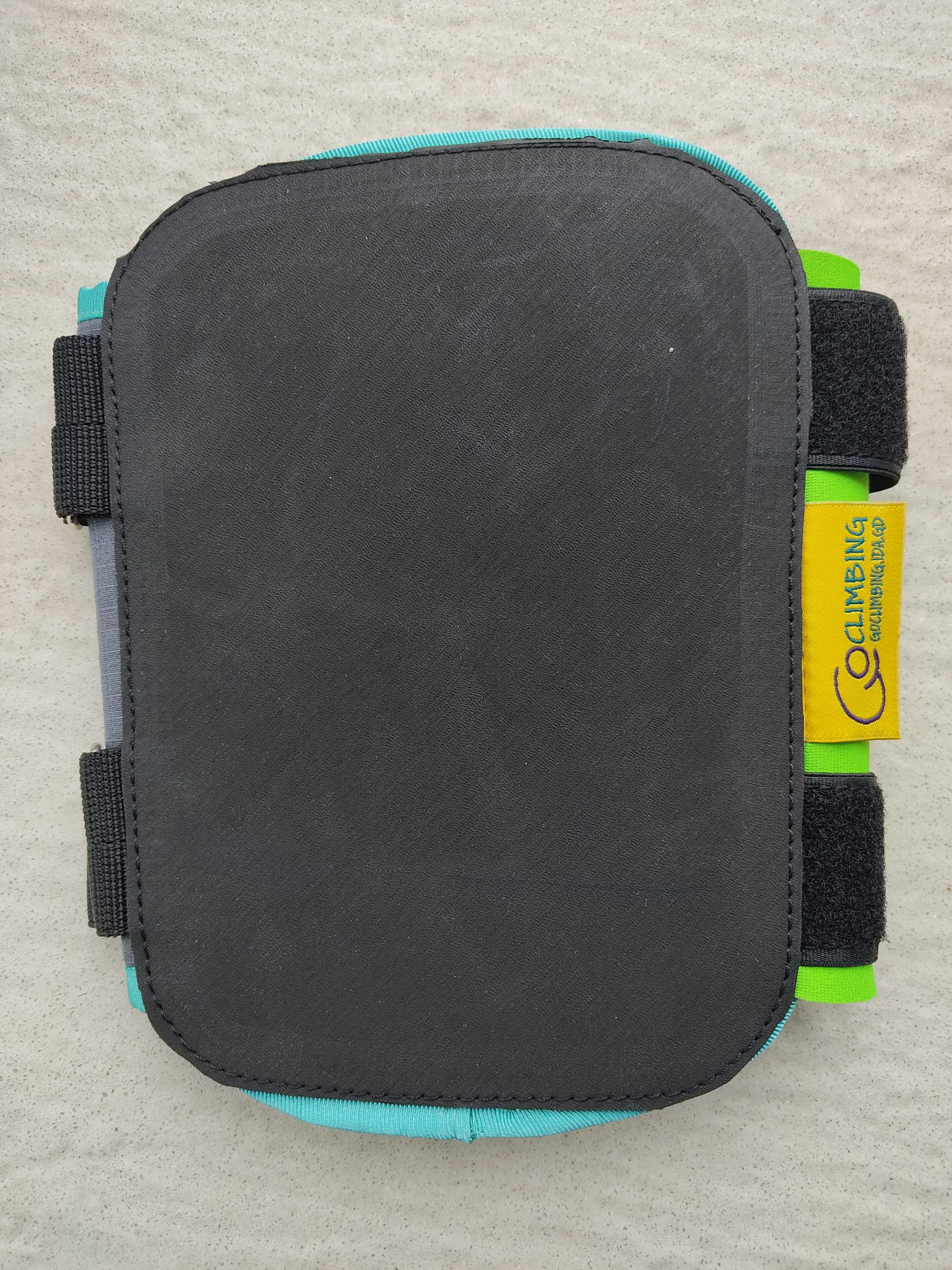 Acrisius kneepad - the Go Climbing weapon for hard projects